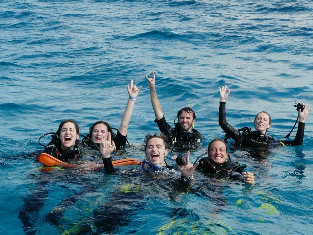 Know about Om Delfin dive shop Puerto Morelos